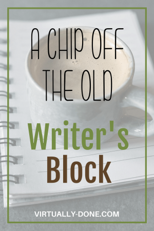 writer's block, author's assistant, virtual assistant, VA, outsource, copy writer