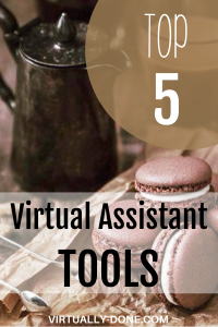 virtual assistant tools