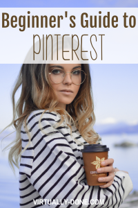This Beginner's Guide to Pinterest explains why most online business owners get traffic to their site from search engines and Pinterest.