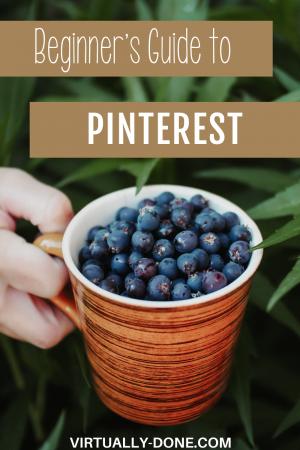 Beginner's Guide to Pinterest